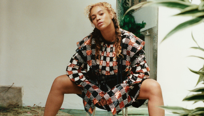 Beyoncé teamer opp med Adidas