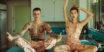 Justin og Hailey Bieber i Vogue