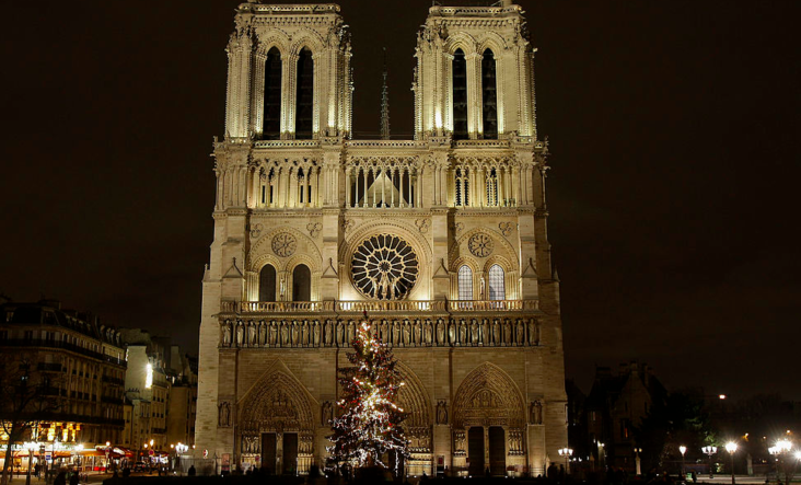 notre-dame i paris. foto getty images
