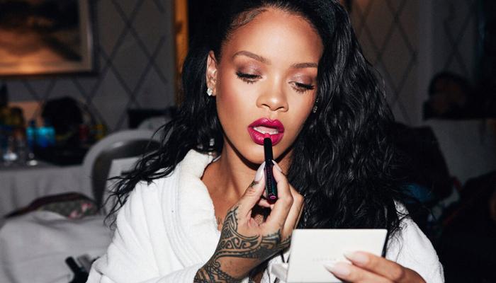 Rihannas makeup-merke Fenty Beauty trekker tilbake highlighter etter kritikk