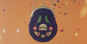 Burger King lanserer bunadsvesken Whopper-veske