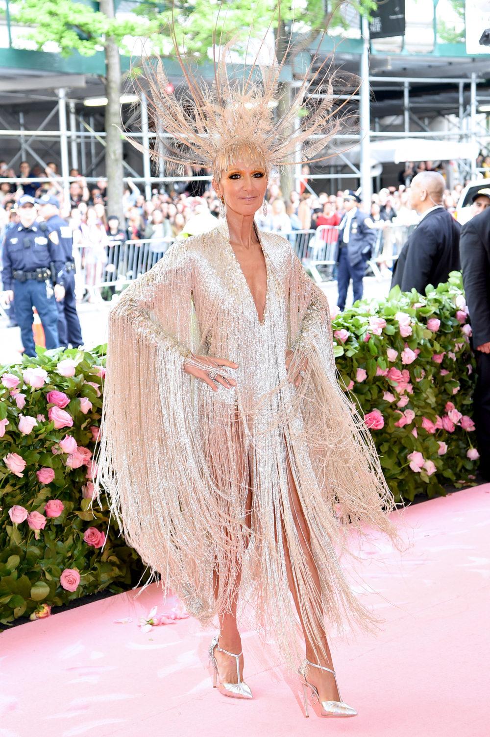 Celine Dion i 2019