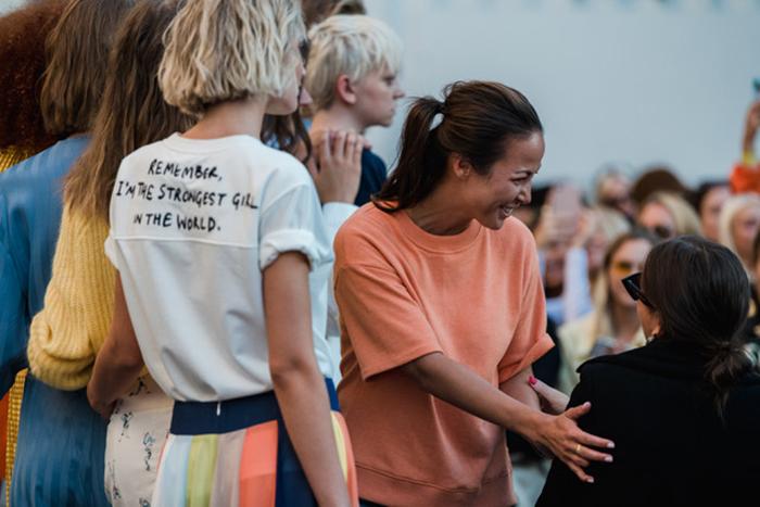 Iben skal ifølge gründer Anh-Marthe Storheil kommunisere selvfølelse