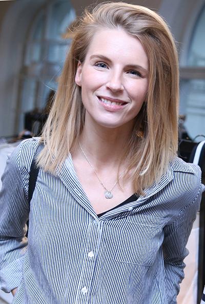 Marthe E. Jakobsen er redaksjonssjef og skjønnhetsansvarlig i Elle