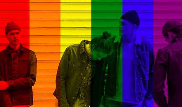 jack & jones pride. foto produsenten