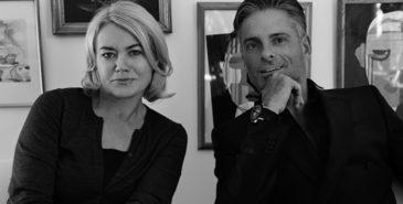 Gitte Dyrberg og Henning Kern i Dyrberg/Kern har begjært seg konkurs