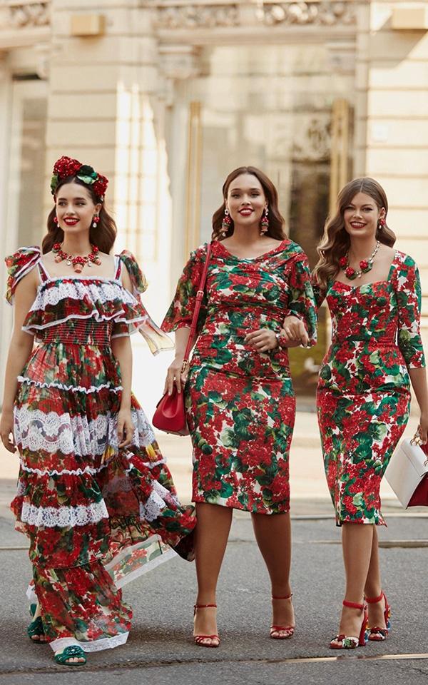 Dolce & Gabbana utvider størrelsene sine