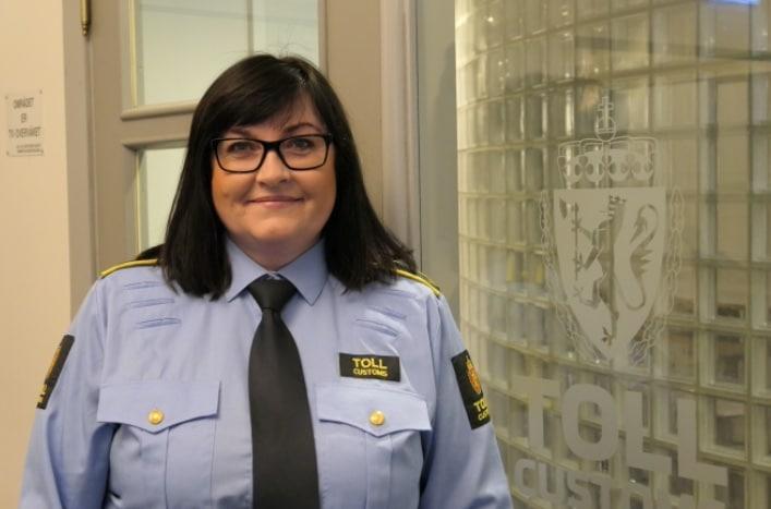 Elisabeth Nettum i Tolldirektoratet