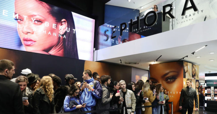 Sephora. foto: getty images