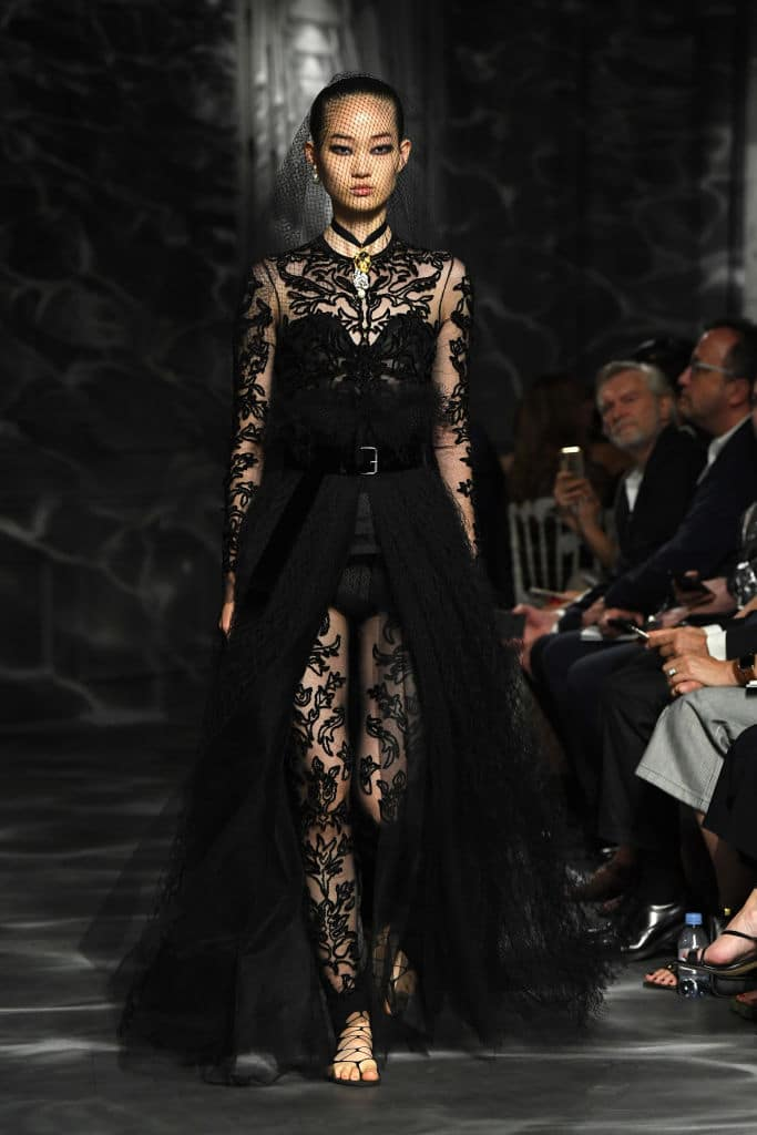 Christian Dior : Runway – Paris Fashion Week – Haute Couture Fall/Winter 2019/2020
