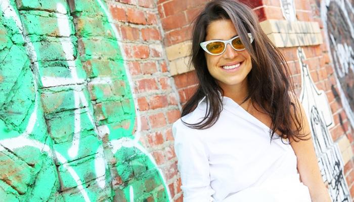 Leandra Medine samarbeider med Mango