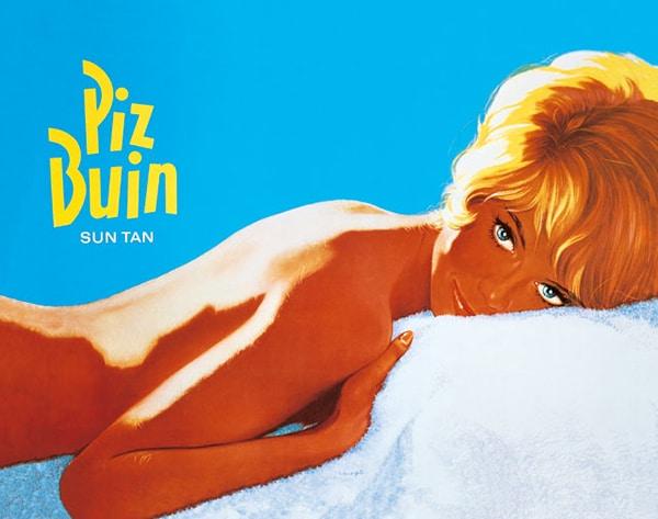 Piz Buin har tilbudt solkrem helt siden 40-tallet