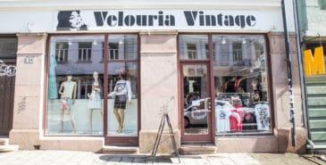 Velouria Vintage på Grünerløkka
