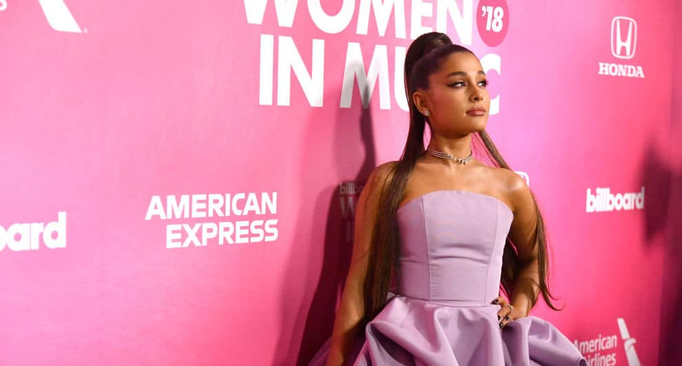 ariana grande. foto: getty images