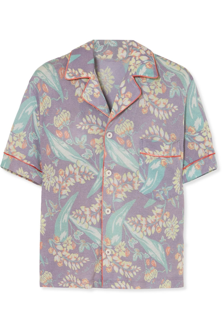 zara hawaii skjorte
