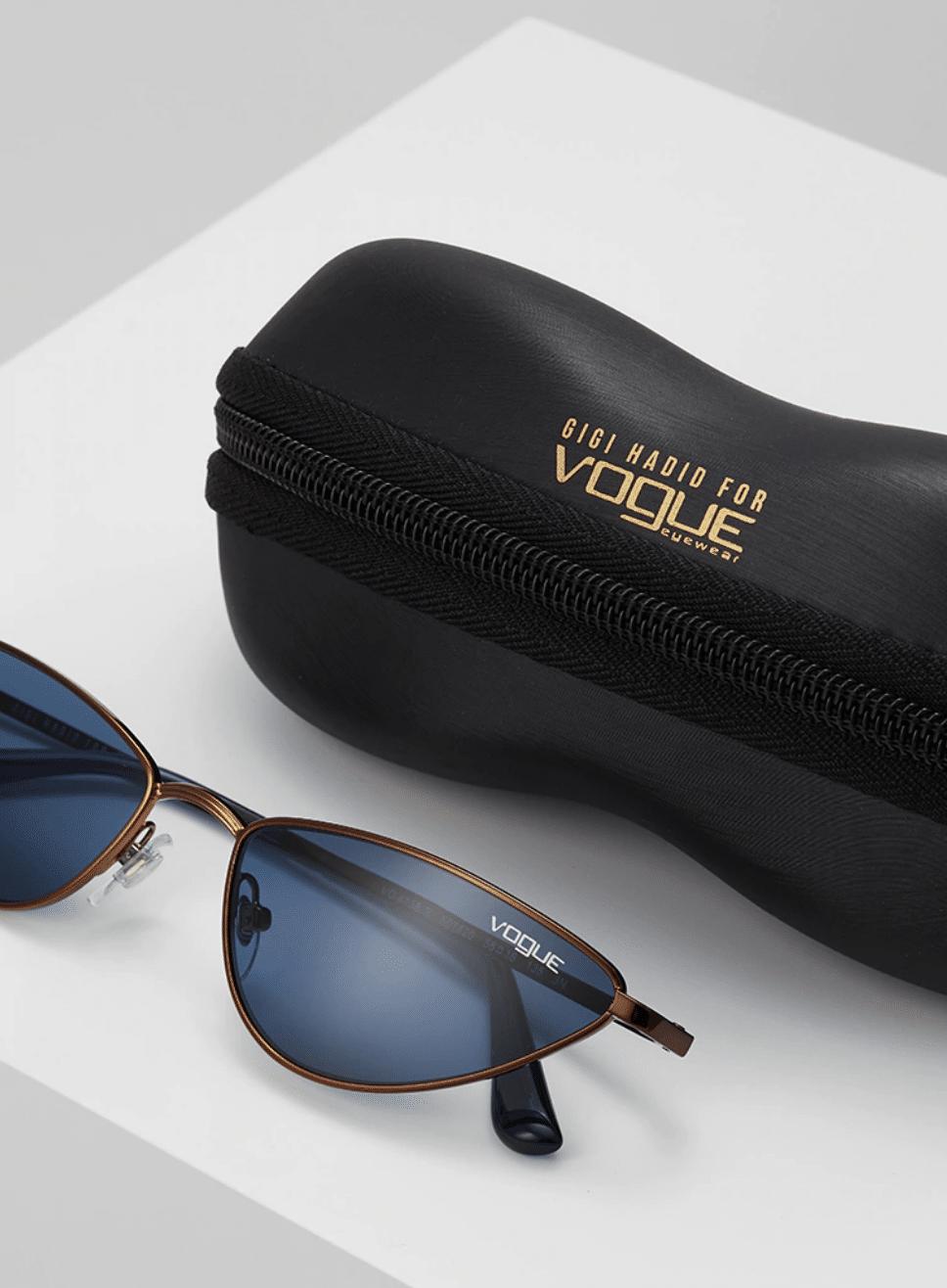 På luksus og budsjett: Solbriller Melk & Honning