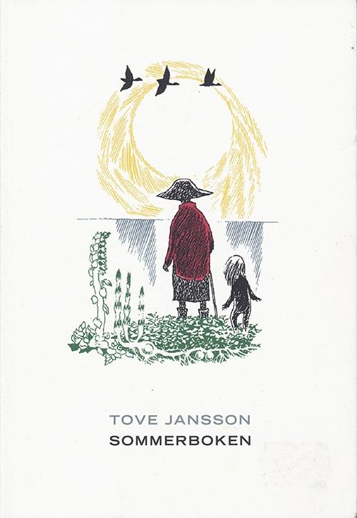 Sommerbok av Tove Jansson