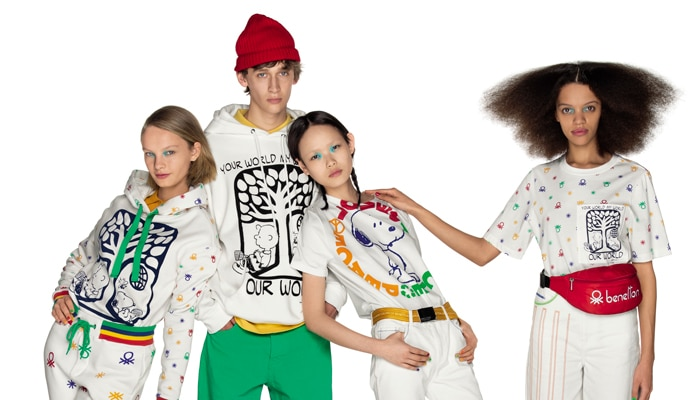 Benetton lanserer ny kolleksjon og kampanje for AW19