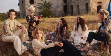 Gucci lanserer sin første unisex-duft