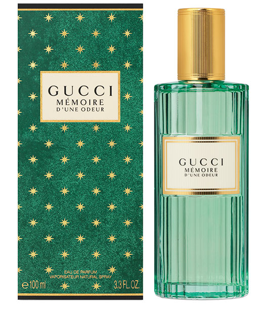 Gucci lanserer universell duft