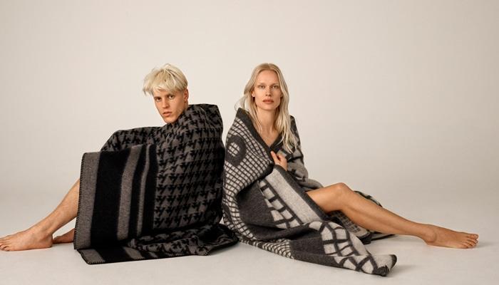 Tom Wood lanserer helnorsk samarbeid med Røros Tweed