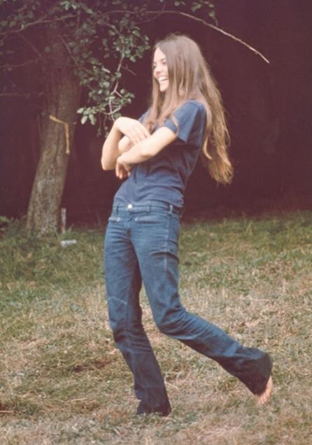 Levis var populært på Woodstock