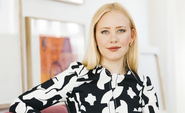 Tuva Trondsdatter Trønsdal. Foto: Julianne Leikanger