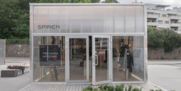 yme åpner butikk på cc vest