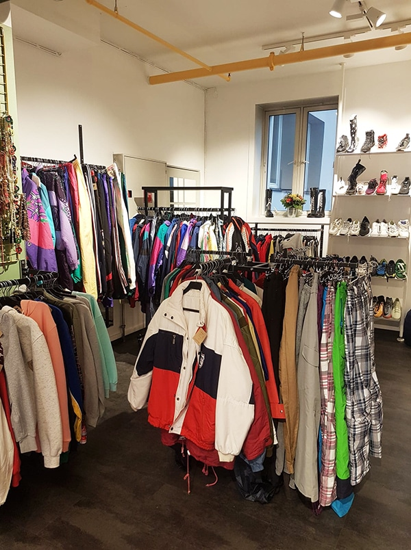 Uff har åpnet ny avdeling med vintage på Grünerløkka