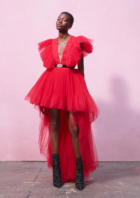 Giambattista Valli x H&M lookbook