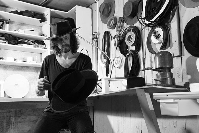Haga Hats lager norske hatter