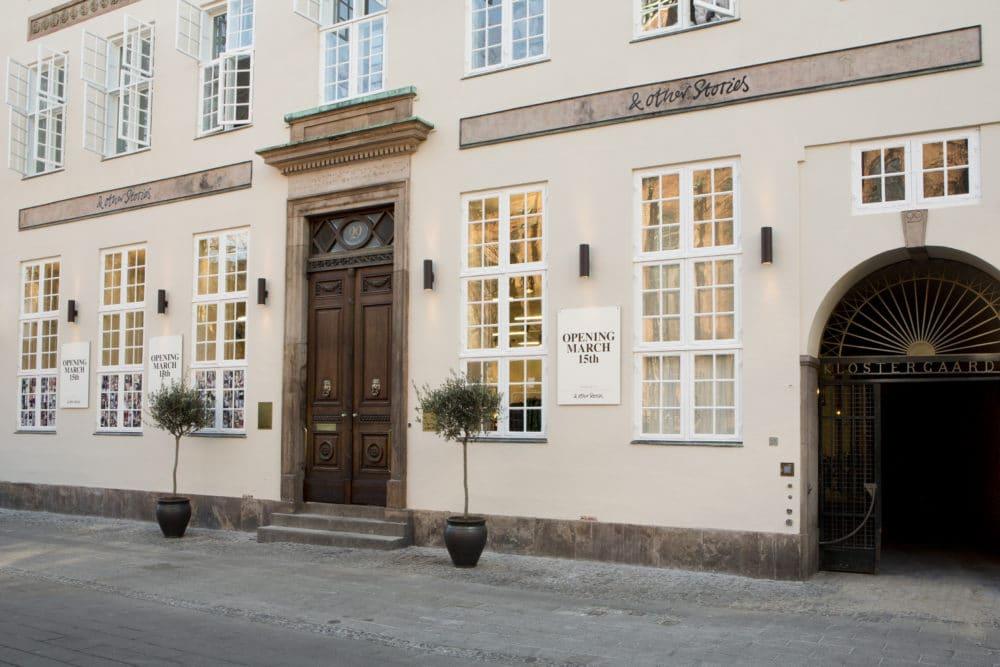Den svenske kleskjeden & Other Stories åpner i Oslo. Her fra butikken i København.