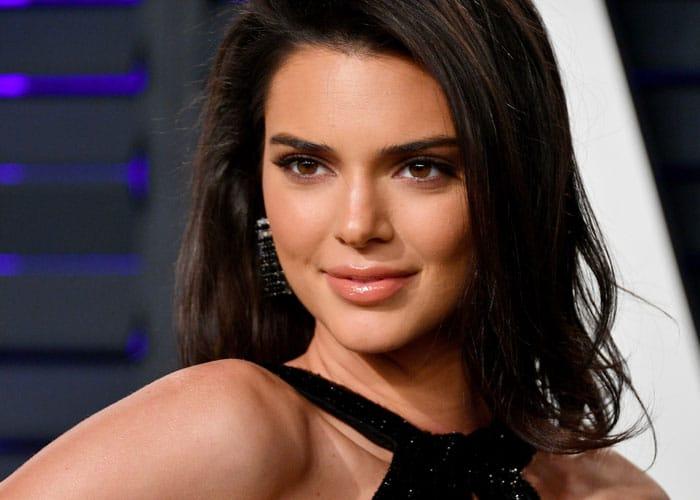 Kendall Jenner elsker vintage-veskene fra dette luksusmotehuset. Foto: Getty