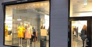 Marc Jacobs-butikken i Oslo legges ned. Foto: Melk&Honning
