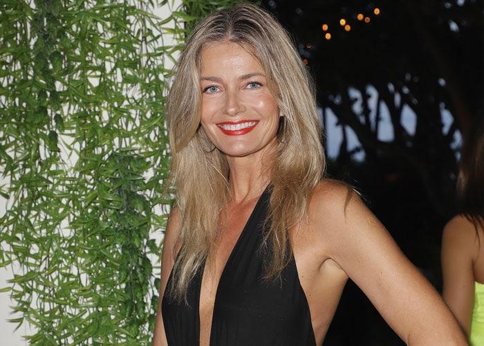 Supermodell Paulina Porizkova er ærlig om aldring Foto. Getty