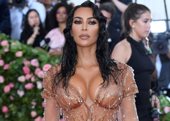Kim Kardashian West med glass skin Foto: Karwai Tang via Getty