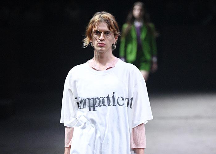 Gucci med kontroversiell t-skjorte