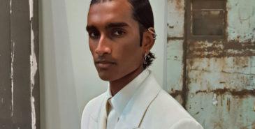 Vogue omtaler norske Jeenu som «modellverdenens hotteste mann»