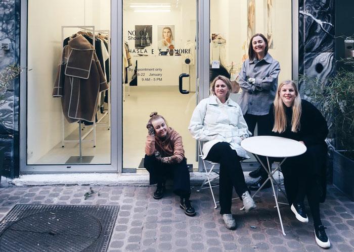 Norsk design i Paris