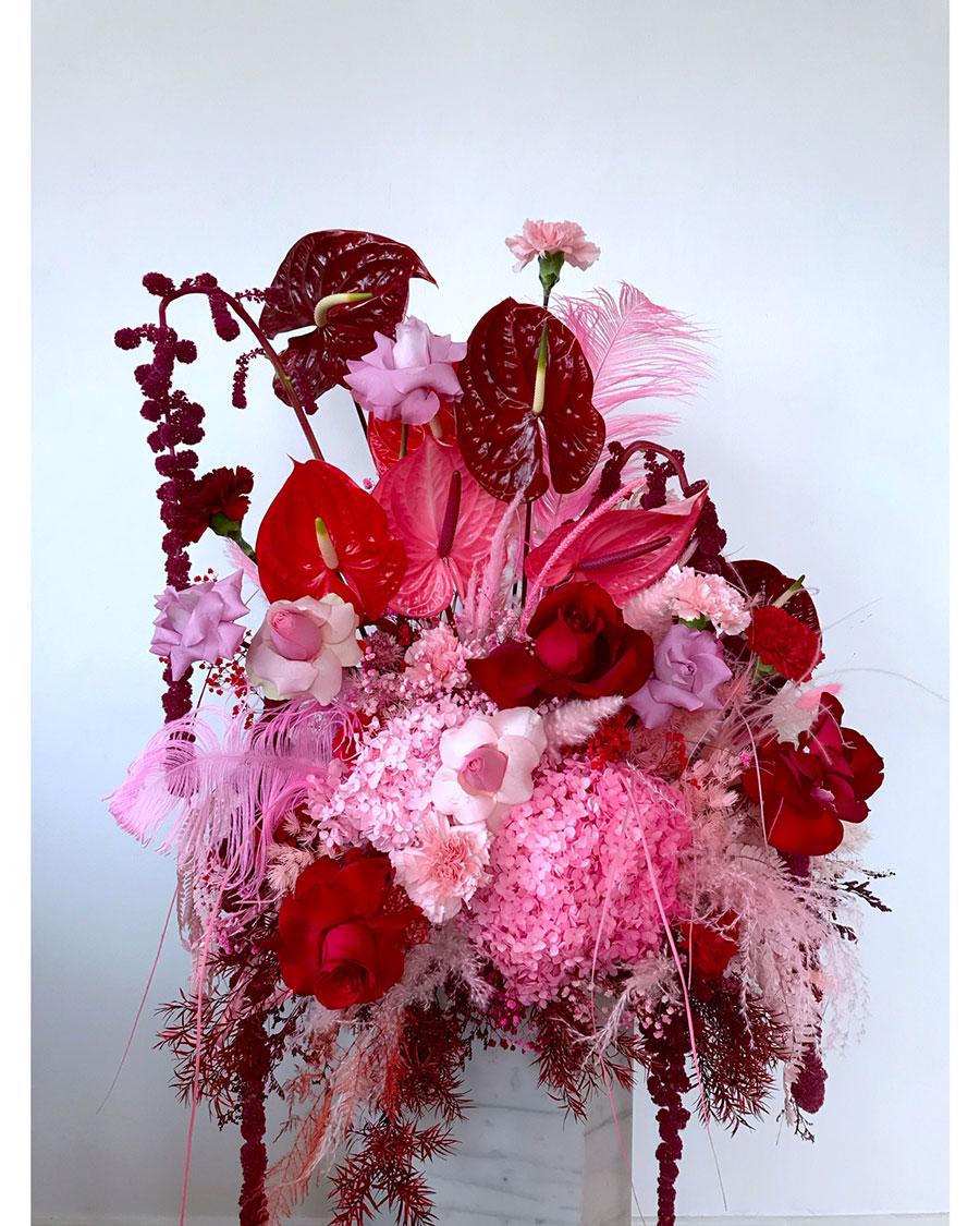 Tørka Blomster