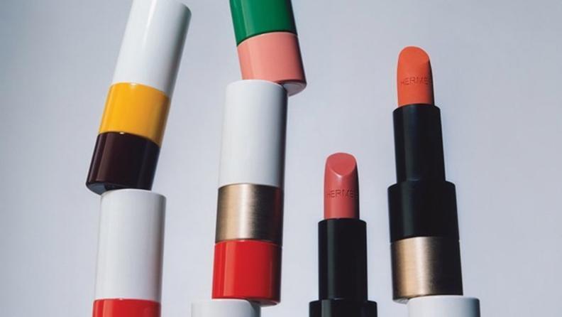 Hermès lanserer leppestiftkolleksjon