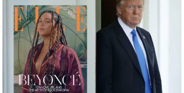 ELLE-skribent fikk sparken etter overgrepsanklager mot USAs president Donald Trump
