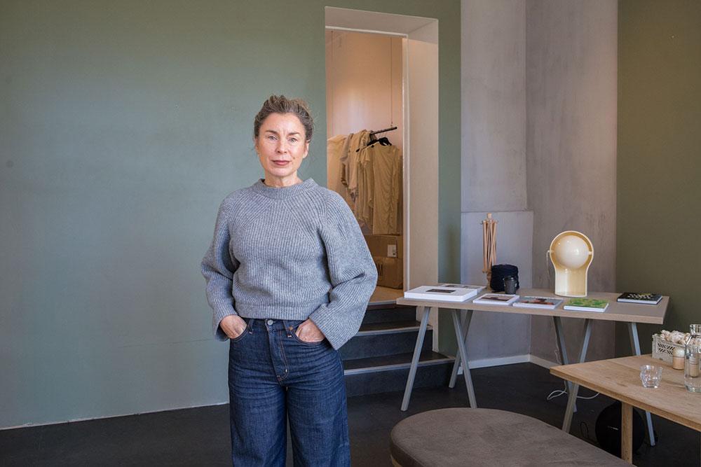 Cathrine Hammel åpner ny butikk i Oslo