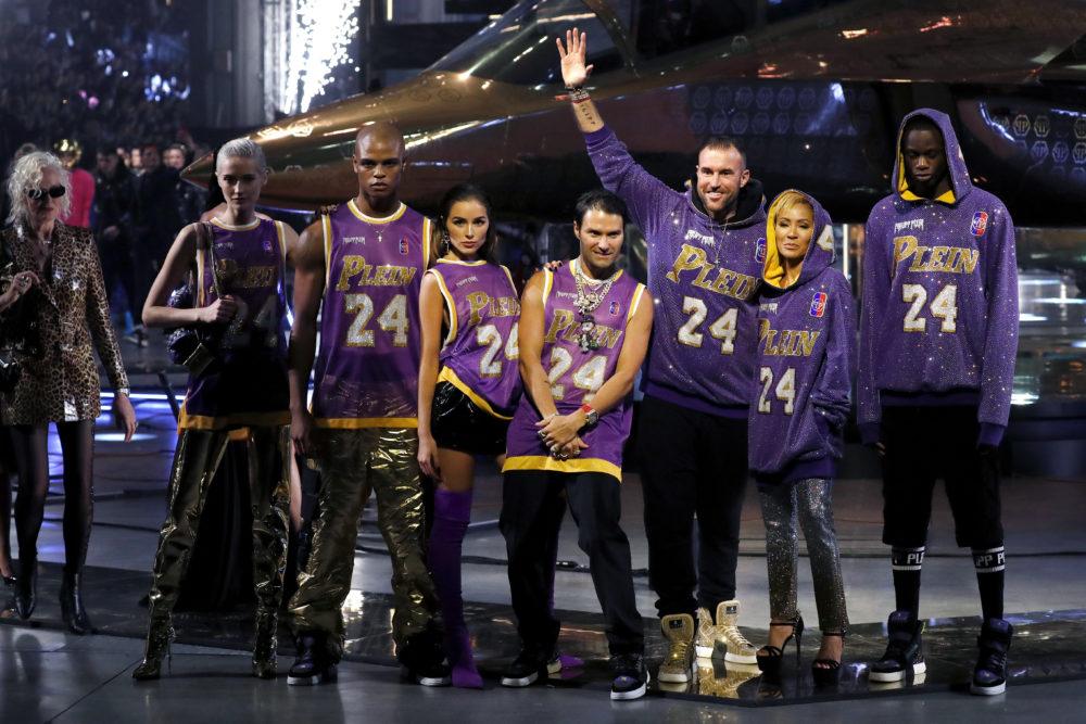 Philipp Plein får kritikk for Kobe Bryant-hyllest