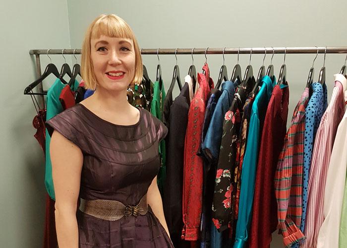 Åpner ny vintage-butikk i Oslo