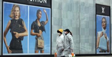 LVMH kaste seg inn i kampen mot koronaviruset. Nå vil luksusgruppen lage håndsprit.