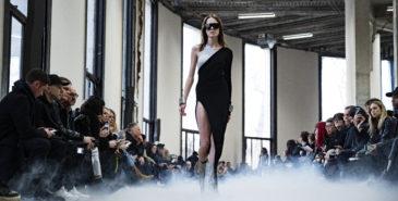 Kristine Ullebø debuterer på catwalken for Rick Owens i Paris