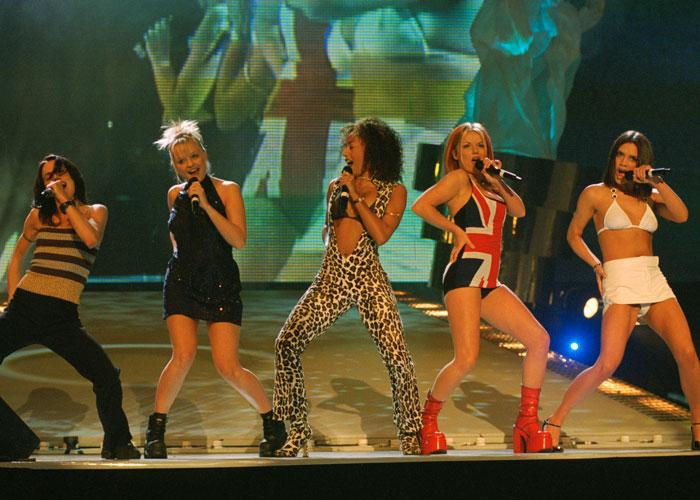Ginger Spice fra Spice Girls åpner opp om den ikoniske minikjolen
