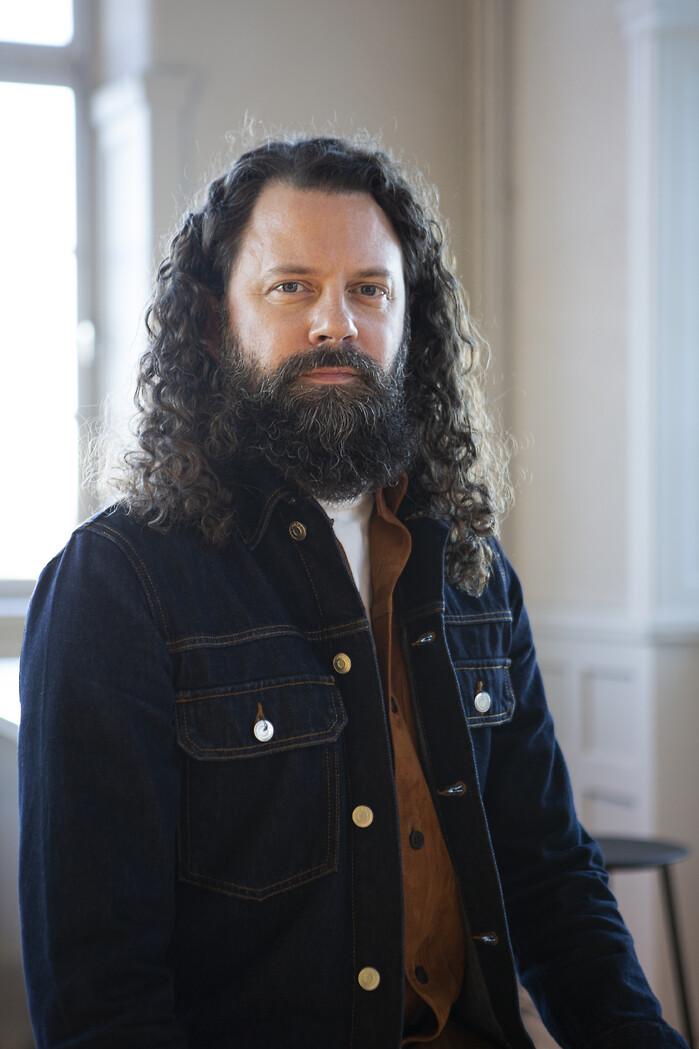 Neil Lewty blir ny sjefsdesigner for J.Lindeberg