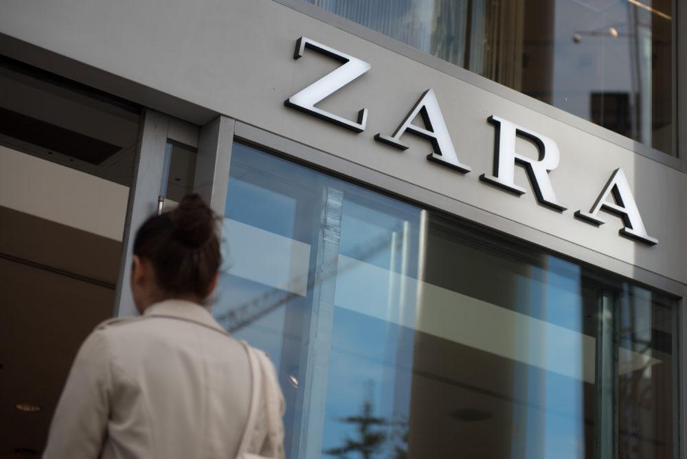 Zara stenger butikker på grunn av koronaviruset